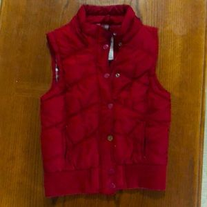 Areopostale Red Vest